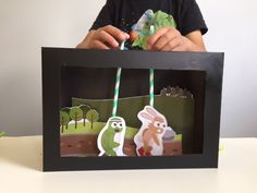 French Storytelling Printable – The Turtle & The Rabbit | Gus on the Go language learning apps for kids