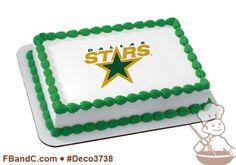 Deco3738 | NHL DALLAS STARS PC IMAGE | Hockey, sports, team, logo.