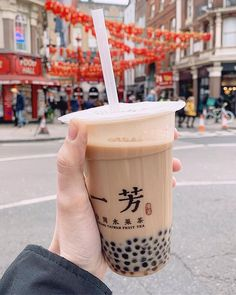 #Repost @theseventhissue . Ill continue drinking warm Milk Tea with tapioca pearls until Spring arrives in London... #comfortfood