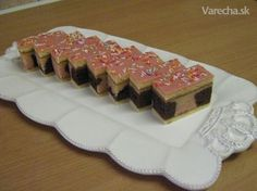 Czech Recipes, Nutella, Cookie Cutters, Cake Recipes, Cookies, Punk, Baking, Breakfast, Food