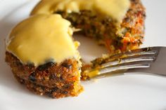 Loaded Quinoa Veggie Burgers.  (I love veggie burgers, even though I'm not a vegetarian.  But they are delicious, low cal (compared to burger) and great for a meatless lunch!