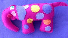 Elephant plush baby rattle by Ecotrinkets - Amy Monthei, My Etsy shop is: https://www.etsy.com/shop/Ecotrinkets?ref=search_shop_redirect