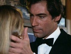 """""""Don't think.  Just let it happen.""""  From, """"The Living Daylights."""""""
