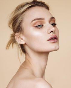 @aniamilczarczyk makeup @nicolegregorczuk model @eddienew_ photographer