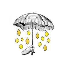 It's raining lemons