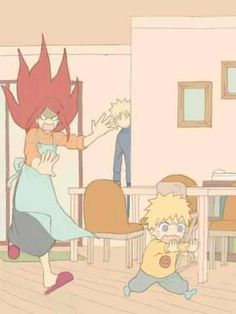 naruto s family | cute naruto's family | Funny Pictures, Anime meme, Meme Comics ...