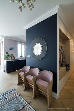 Mój dom, czyli jak się urządziłam – Dorota Szelągowska, Blog Doroty Szelągowskiej Blue Rooms, Room Interior Design, Living Room Decor, Sweet Home, Cabinet, Storage, Bed, Modern, Inspiration