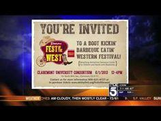 AbilityFirst Fest of the West on KTLA morning news
