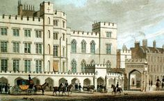 The House of Lords During the Regency