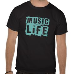 Music is Life! T-Shirt