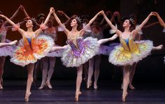 American Ballet Theater Presents 'Sleeping Beauty' #ballet #nytimes