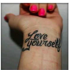 If I should EVER actual get there...i must have this in white ink!