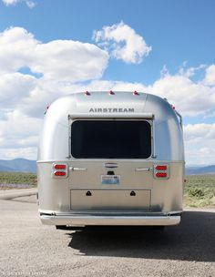 Take A Tour of Our Airstream Trailer