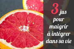 """""""Les jus de fruits et légumes sont sans doute le moyen le plus rapide, pratique et efficace pour obtenir toutes les vitamines, les minéraux et les nutriments qui manquent à notre régime alimentaire."""" Pour ceux et celles qui cherchent à perdre du poids, les jus …"""