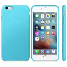 Sannysis HOT Ultra-thin Luxury Scrub Leather Back Case Cover For iPhone 6S Plus (Blue ). Material: PU Scrub Leather. Compatible for iPhone 6S Plus 5.5inch. Custom cutout design, giving you total access to all functions and buttons without removing your phone from case. Keep your cell phone safe and protected in style. Protects your phone against any scratch, bump, finger marks, and dirt.
