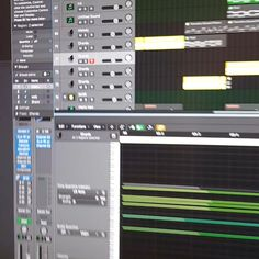 @bassivemusic new track! Working on it at the studio in @soundflowacademy ! Its gonna sound great!  #music #housemusic #debut #studio #musicproduction #dj #miltonkeynes #soundflowacademy #love  #video #newsong #summer2017