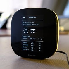 Ecobee3 Smart WiFi Thermostat