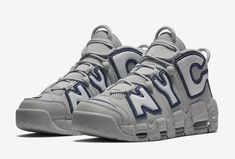 """Nike is releasing a Nike Air More Uptempo """"City Pack"""", inspired by Atlanta, Chicago & New York. Check out photos and release info at Da Jay Way."""