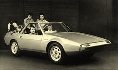 1971 Volkswagen Karmann Cheetah (ItalDesign) - Studios