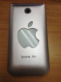 Chinese iPhone...