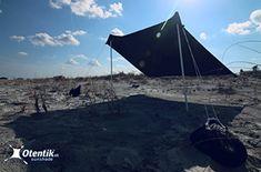 Cheap Otentik Beach SunShade – With Sandbag Anchors – The Original Sunshade since 2011 (Dark Navy Blue, Small x ft and ft Tall/Up to 2 people) Beach Cabana, Beach Tent, Beach Camping, Best Tents For Camping, Tent Camping, Shade Tent, Camping Shelters, Tent Accessories, Beach Cruiser Bikes