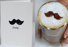 I mustache you a question. Would you like to make the most adorable Father's Day projects ever? I'm sure your answer is yes, and all you need is the Printable Mustache Stencil.
