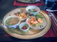 Table dinner in vietnam