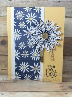 See the new Daisy Delight stamp set from Stampin' Up! | Laura's Creative Corner