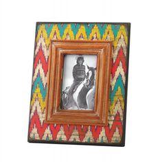 Wooden 4 X 6 Photo Frame
