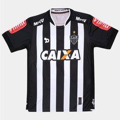 Camisa Atlético-MG I 2016 s nº Torcedor Dryworld Masculina - Compre Agora d3591389d19bc