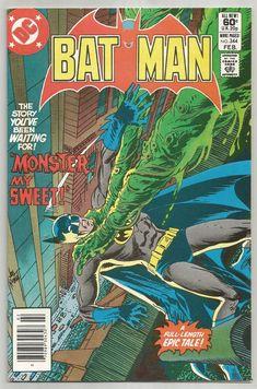 DC Comics Batman #344 Near Mint- (9.2)!: $3.99 (0 Bids) End Date: Monday Mar-5-2018 19:39:51 PST Bid now   Add to watch list