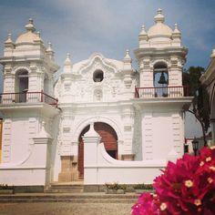Iglesia at the Hacienda San Jose, Chincha, Peru