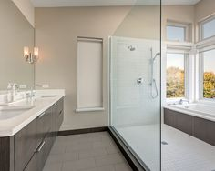 Perfect! Bathroom Tub And Shower Together Design, Pictures, Remodel, Decor and Ideas