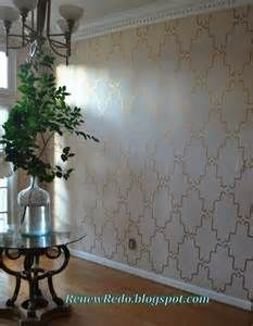 Wall Stencils for Living Room - Bing Images