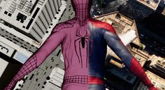 The streets of NYC and Times Square were given the VFX treatment from Imageworks in The Amazing Spider-Man 2. See how it all came together