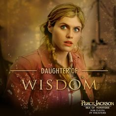 annabeth chase Percy Jackson Wallpaper | Annabeth Chase, Daughter of Wisdom | Percy Jackson Movies | Percy ...