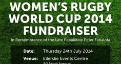 Manu Sina | Samoa Women's Rugby