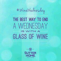 * Wine Wednesday