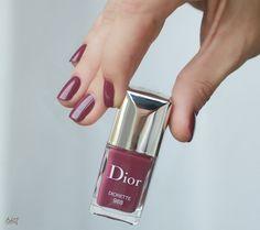 Nouveaux vernis Dior // Un trio de choc ! | PSHIIIT