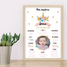 Discover recipes, home ideas, style inspiration and other ideas to try. Kids Cards, Communion, Baby Kids, Projects To Try, Christmas Gifts, Lily, Baby Shower, Activities, Frame