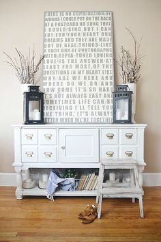 Better Together lyrics by Jack Johnson as wall art - I love this. Entryway Organization, Entryway Decor, Wall Decor, Foyer, Wall Art, Entryway Ideas, Jack Johnson Lyrics, White Cottage, Hand Painted Signs