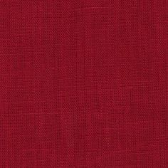 Crimson 100% linen fabric, mid-weight. A really good red, deep and not too orangey. #ETReign