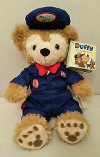 NWT! Disney Parks Exclusive - Duffy the Disney Bear  - DCA Buena Vista Street