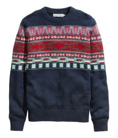 Jacquard-knit Sweater - H&M : http://www.hm.com/us/product/50855?article=50855-A&cm_vc=PRA1#article=50855-A