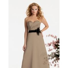 Jordan Fashions 529 - NEW! - I think the whole dress, including, sash can be the same color