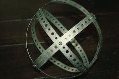 retropolitan. using hanger strap and #8 machine screws. sold!!