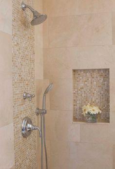 bathroom tile ideas with white tub - Google Search