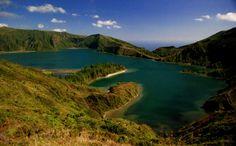 Lagoa do Fogo - Ilha de São Miguel
