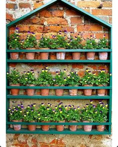 Totally loving this idea ., just change the annuals over Flickr #thesummerhousestyle #jardin #countrylife #stylistslife