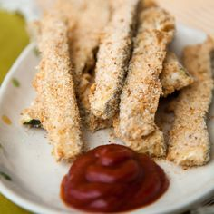 Crispy Oven Baked Zucchini Fries - Trans-Planted « Trans-Planted